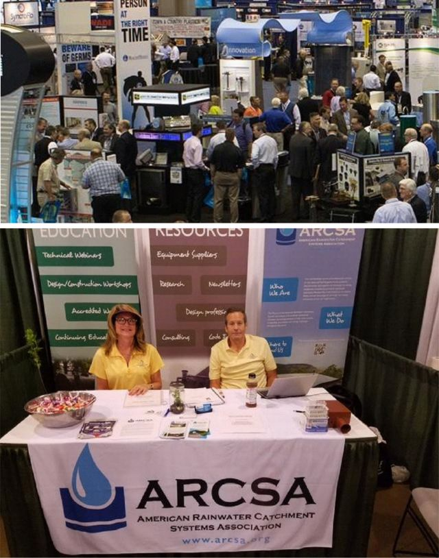 ARCSA 2018 Rainwater Harvesting Conference