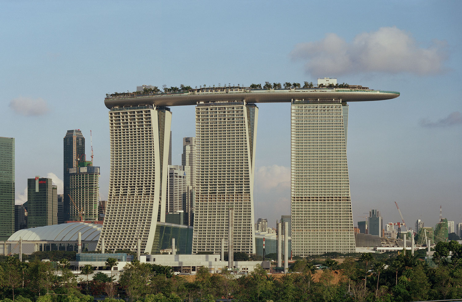 Marina Bay Sands Integrated Resort SkyPark® Featured Image