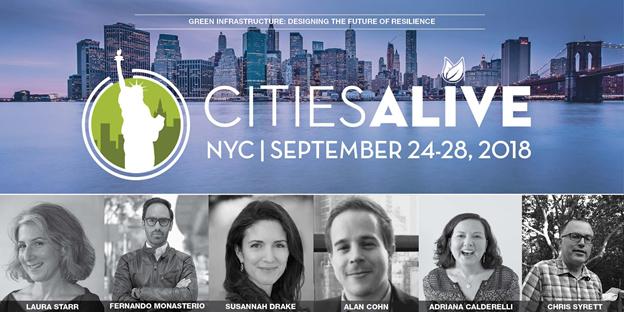 CitiesAlive 2018- Green Infrastructure
