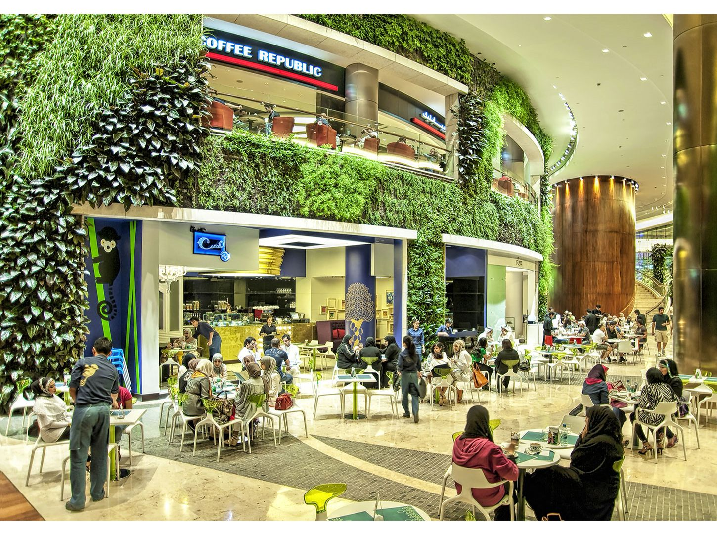 360 MALL Vertical Gardens Featured Image