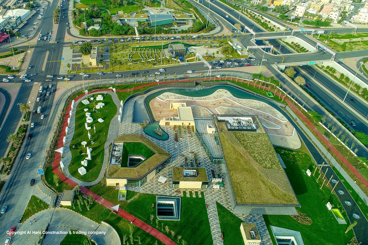 Al Shaheed Park Featured Image