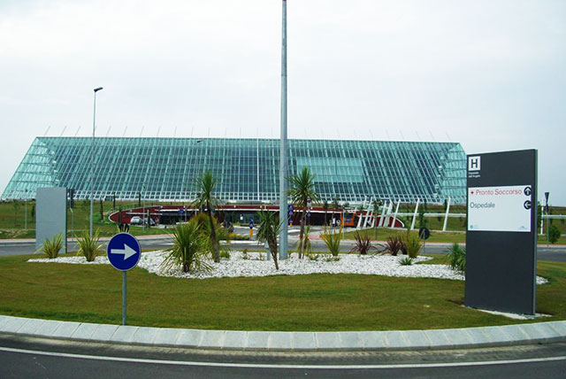 Venice-Mestre Hospital