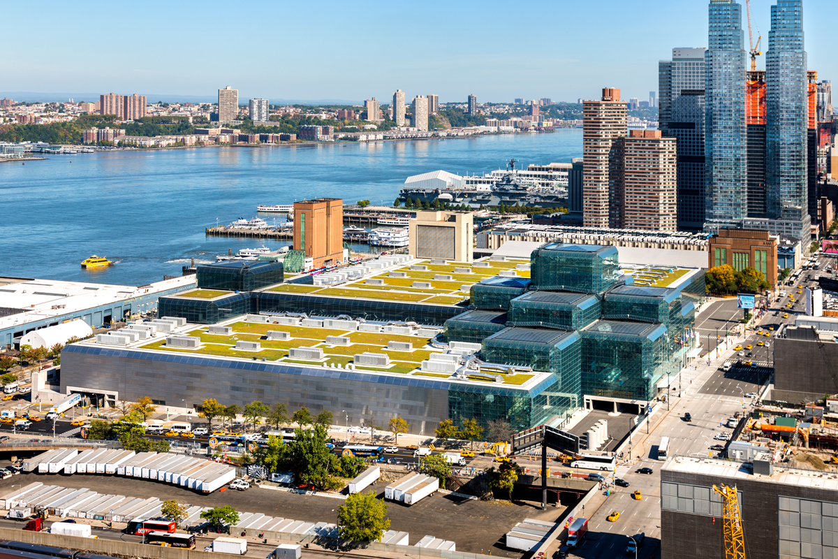 Jacob K. Javits Convention Center Featured Image
