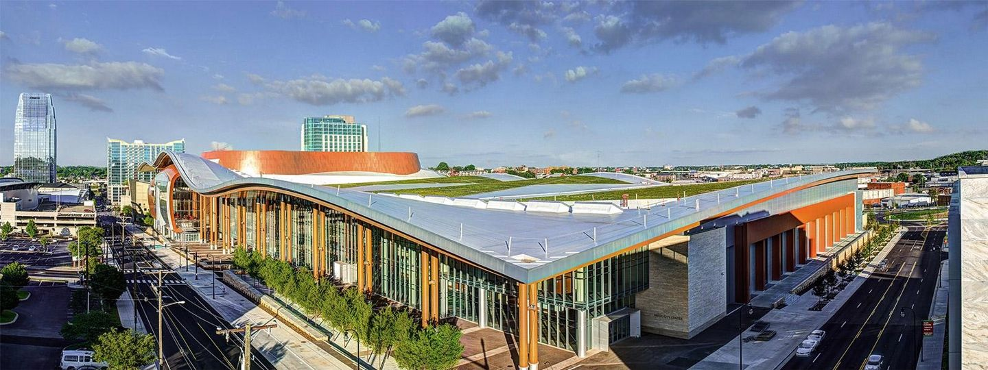 Featured Project Nashville Music City Center Mcc