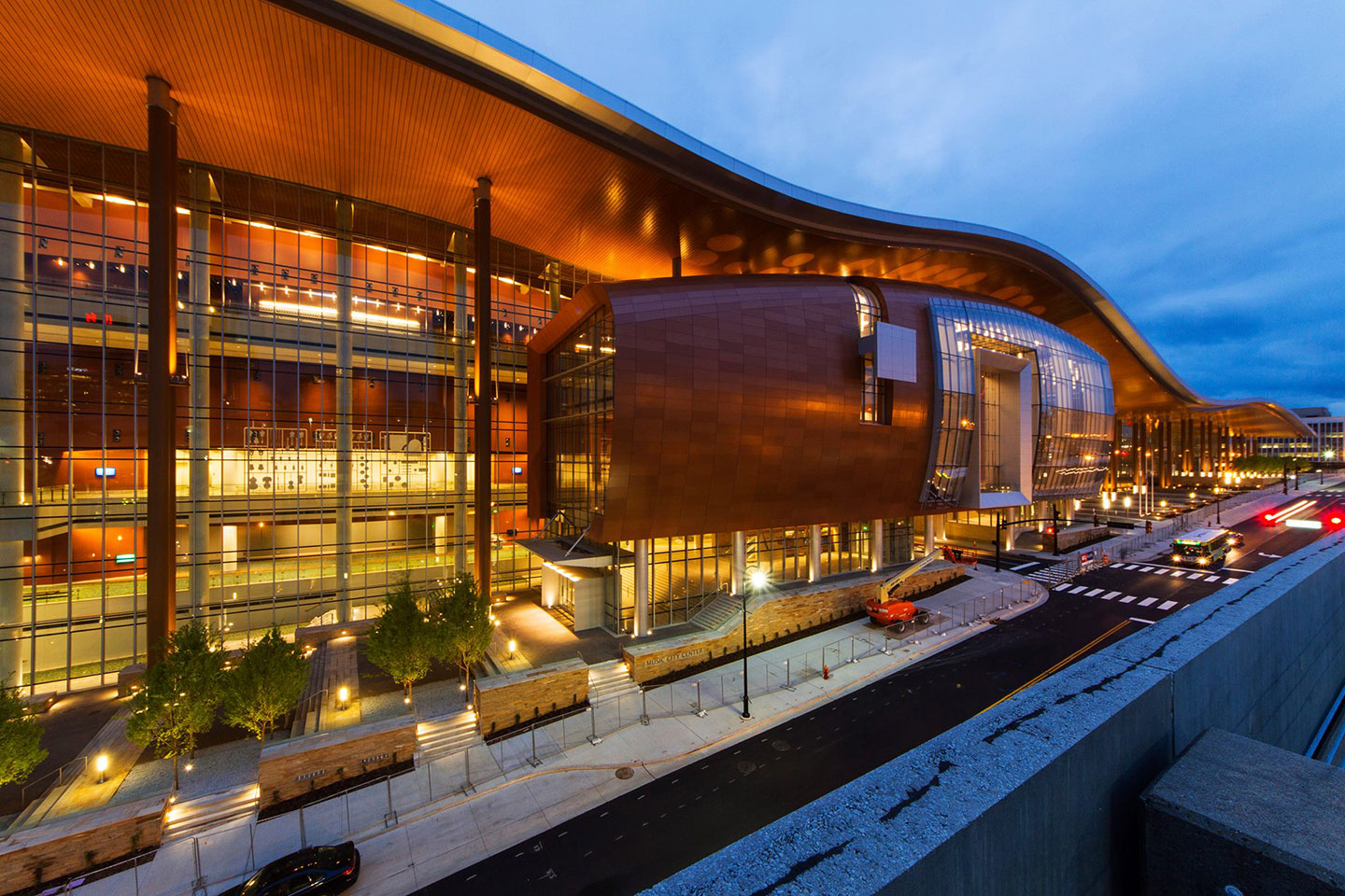 Nashville Music City Center Greenroofs Com