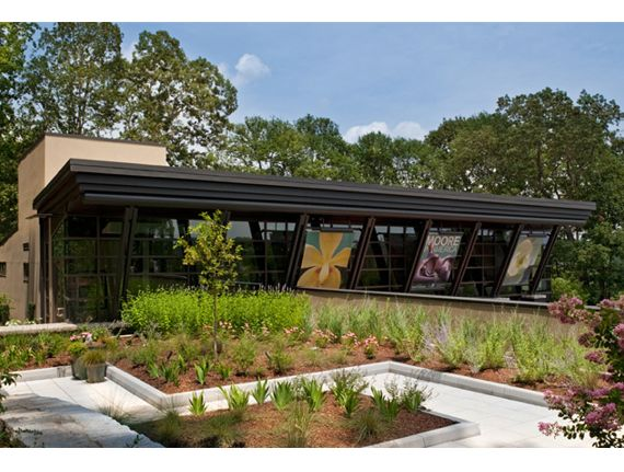 Atlanta Botanical Garden, Hardin Visitors Center Featured Image. MORE