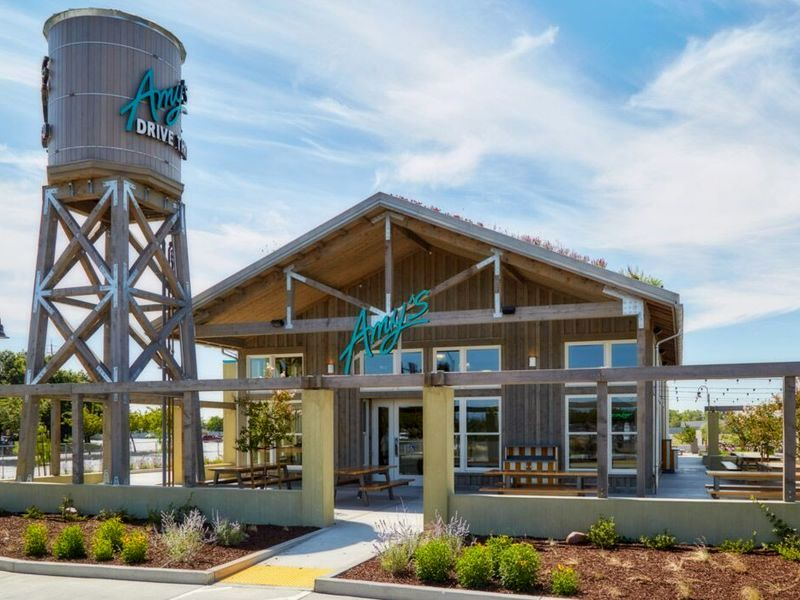 AMY'S Drive-Thru Restaurant Featured Image