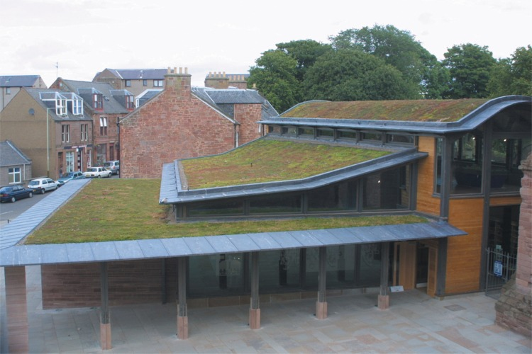 Arbroath Abbey Visitor Centre Featured Image