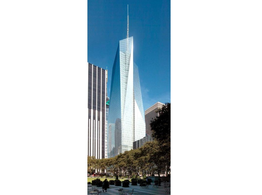 Bank of America Tower at One Bryant Park Featured Image