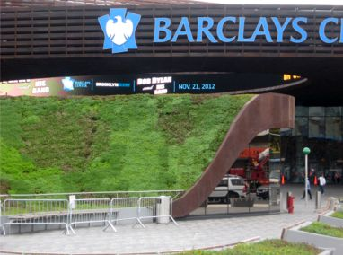 Barclays Center Transit Plaza at Atlantic Yards Featured Image