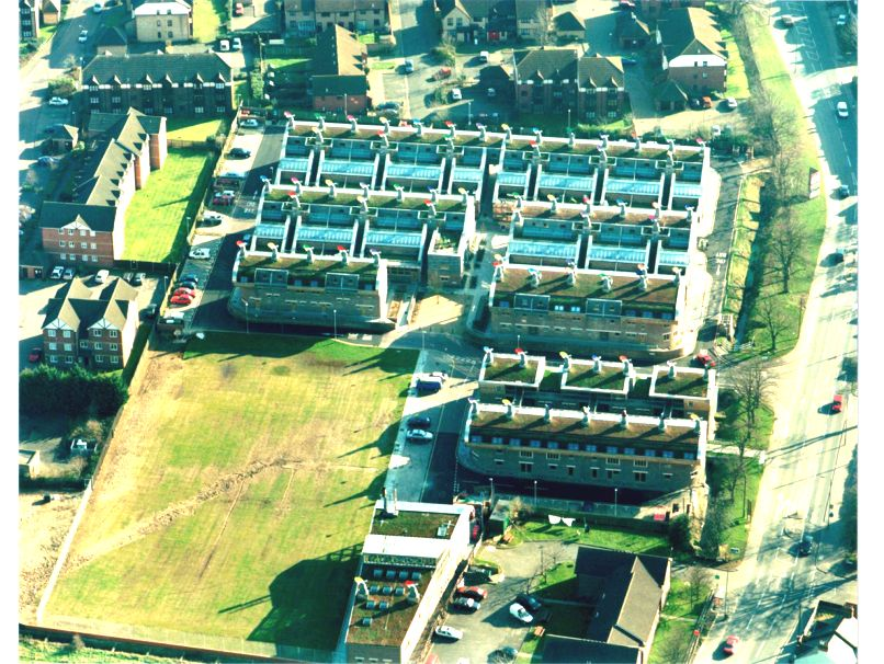 Bedzed Beddington Zero Energy Development Greenroofs Com