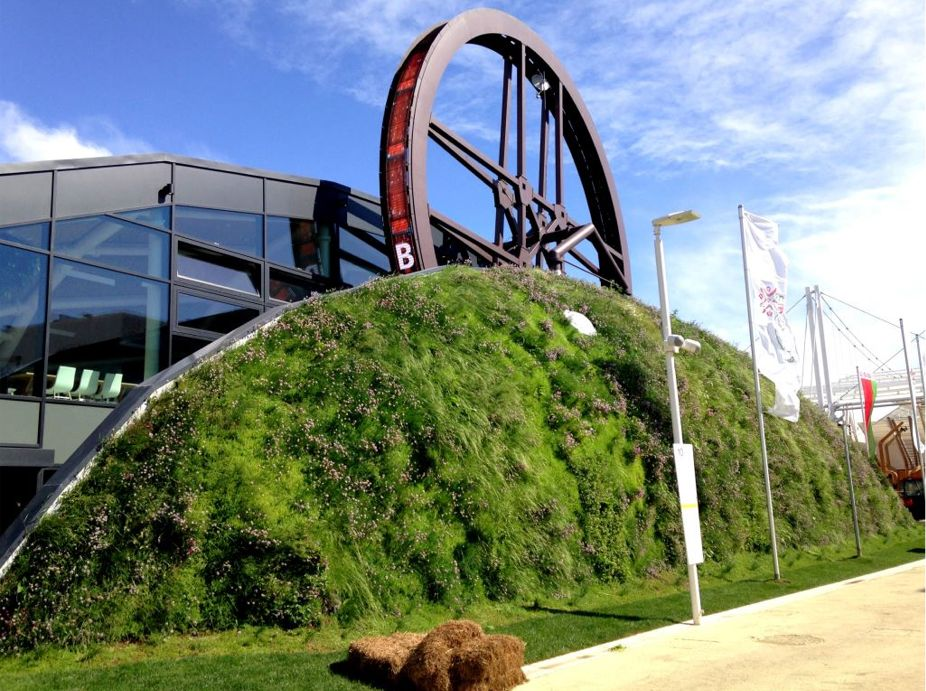 Belarusian Pavilion 'Wheel of Life' at Expo Milano 2015 Featured Image