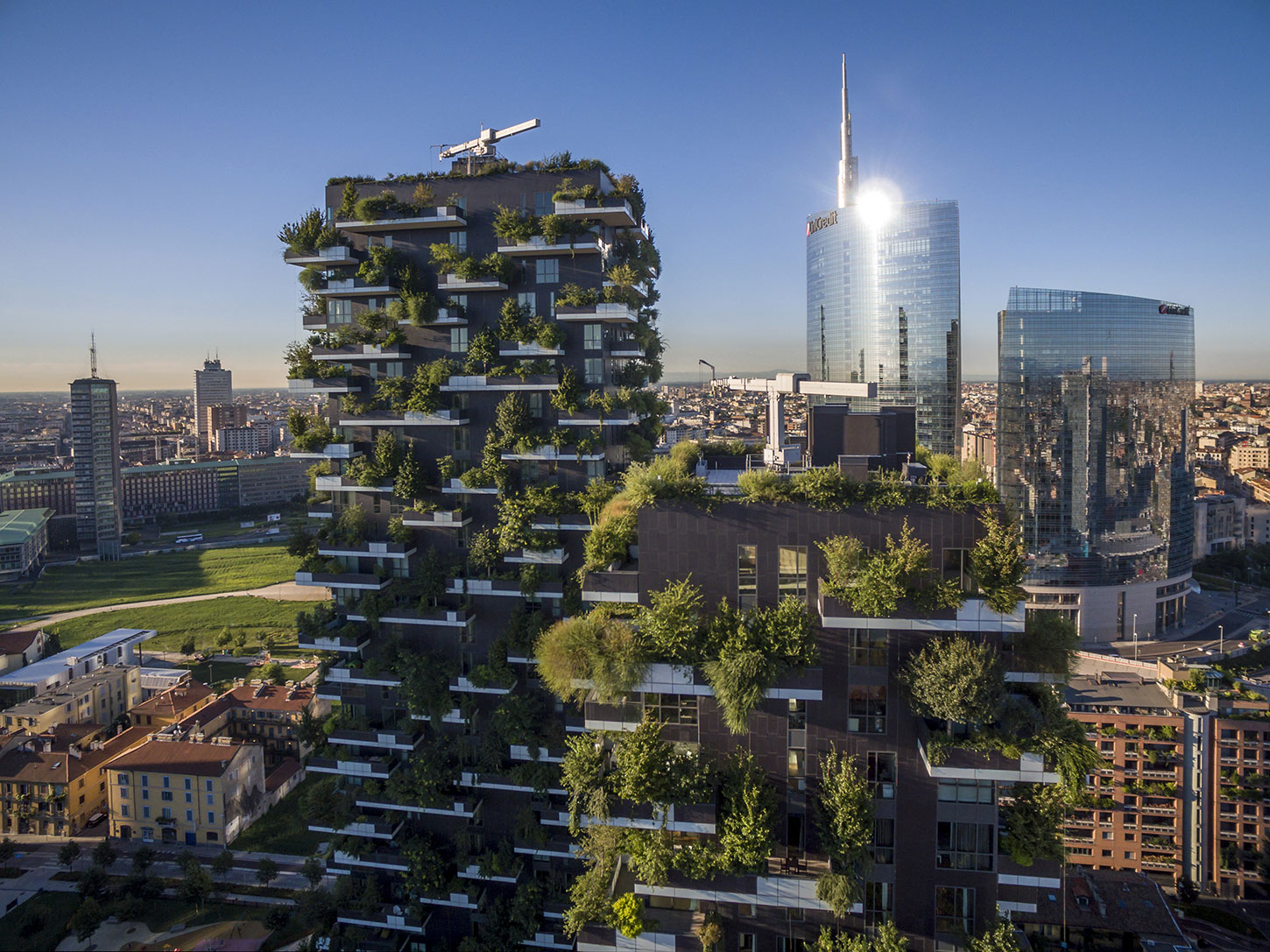 Bosco Verticale (Vertical Forest), Milan Featured Image