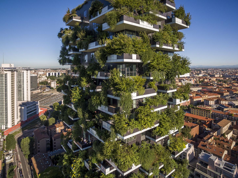 Bosco Verticale Appartamenti Costo bosco verticale (vertical forest), milan - greenroofs