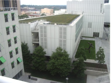 Frances Bunzl Administration Center of the High Museum of Art Featured Image