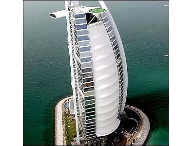 Burj Al Arab Hotel Helipad Featured Image