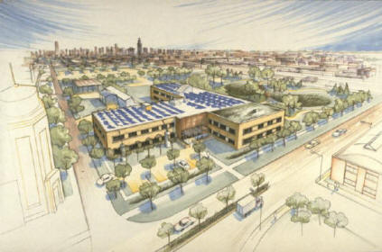 Chicago Center for Green Technology (CCGT) Featured Image
