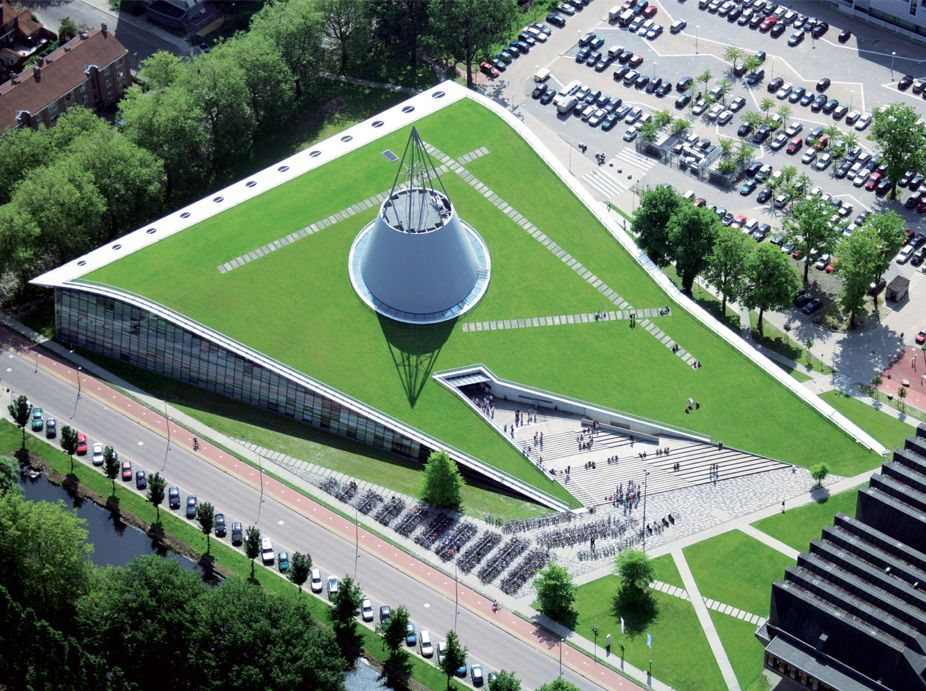 Delft University of Technology Library Featured Image