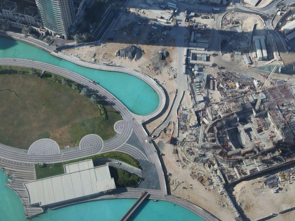 Dubai Opera Garden Green Roof & Vegetated Terraces ...