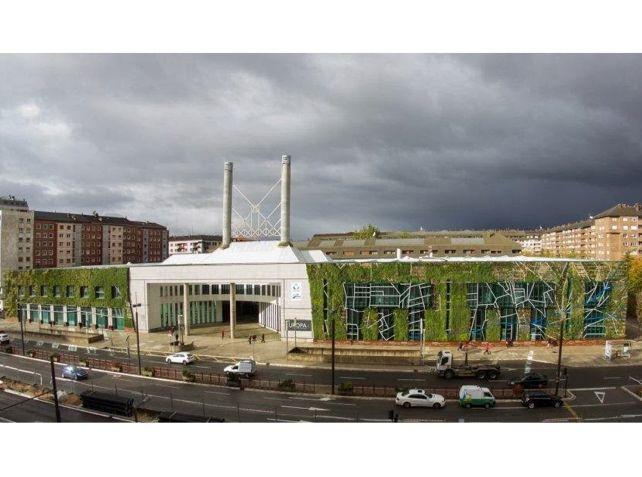 Europa Congress Palace Convention Center Greenwall – Palacio de Congresos Featured Image
