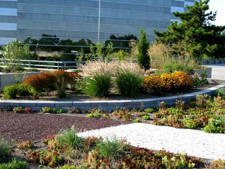 Herrity Building Parking Garage Demonstration Garden Featured Image