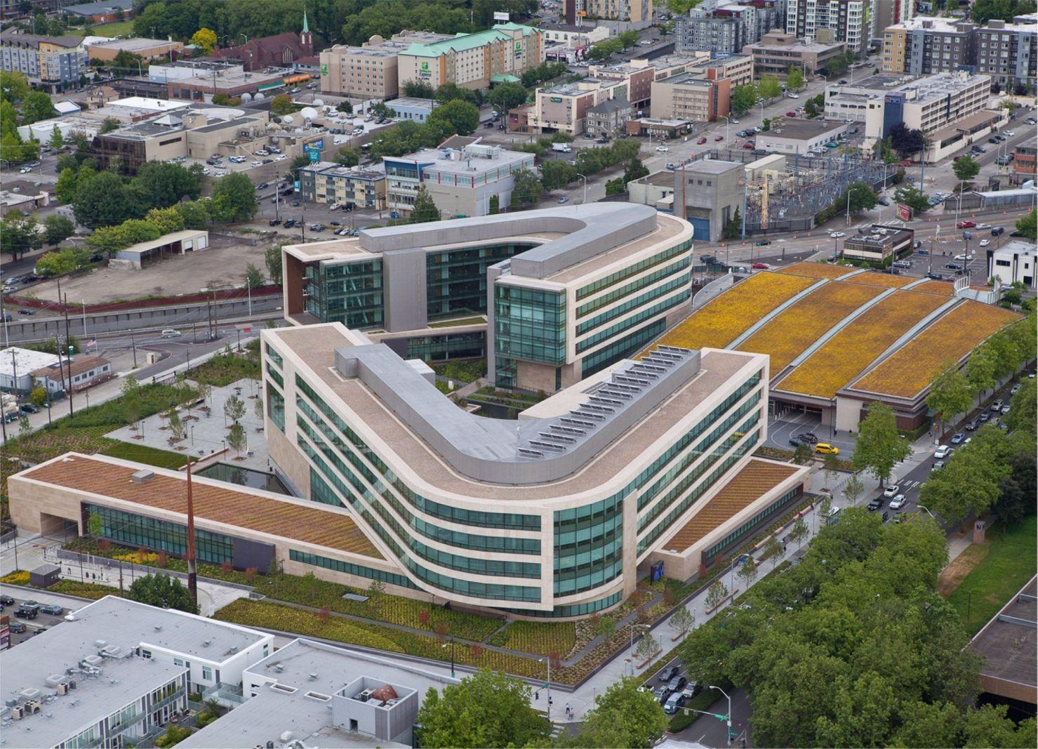 Bill & Melinda Gates Foundation & Seattle Center 5th Avenue North Parking Garage Featured Image