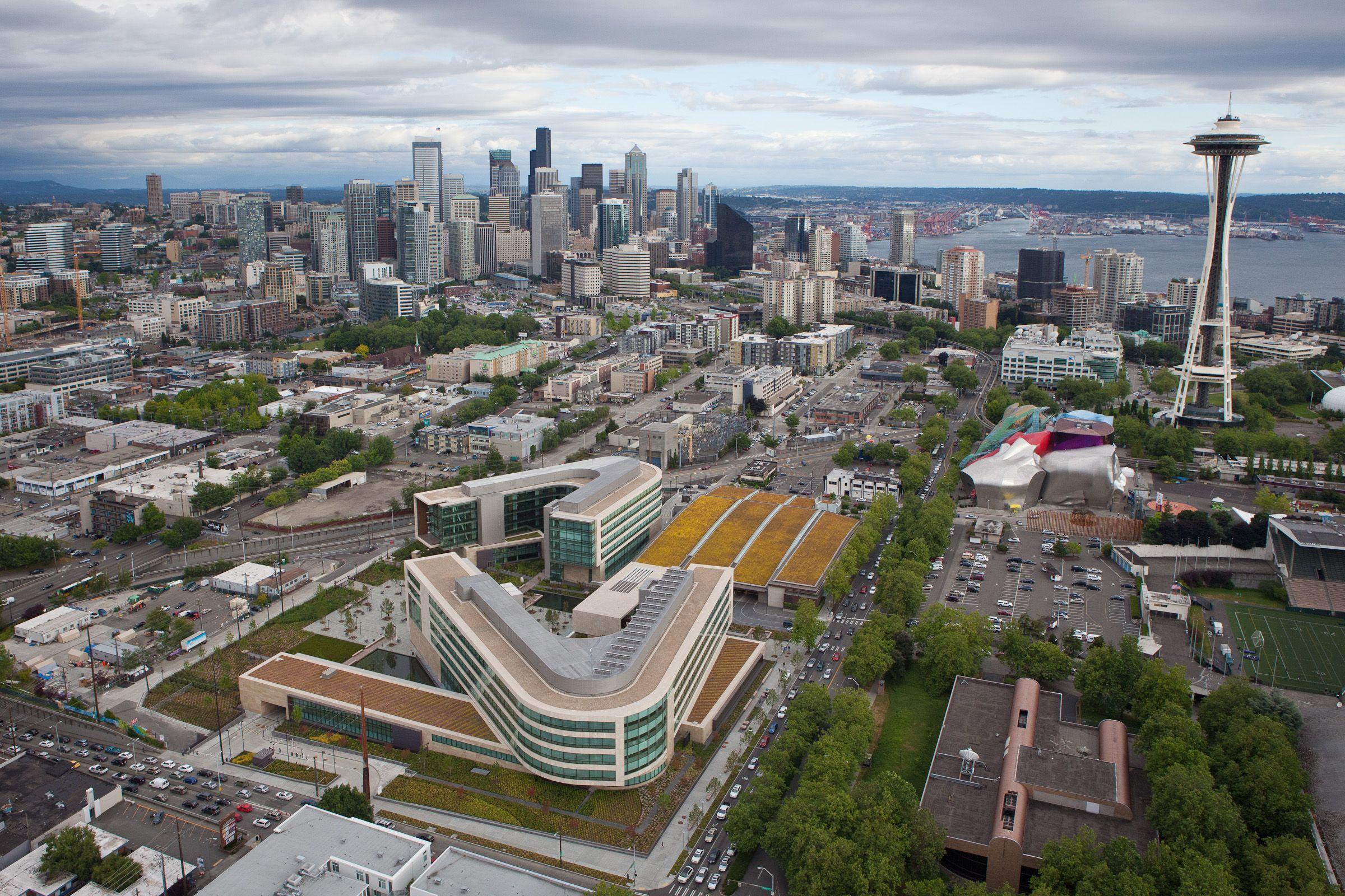 Bill Amp Melinda Gates Foundation Amp Seattle Center 5th