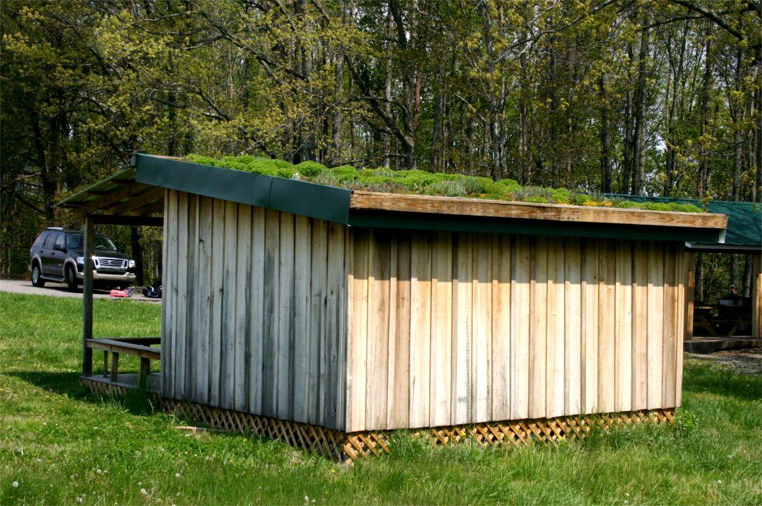 Gibbs High School Garden Shed Greenroofs Com