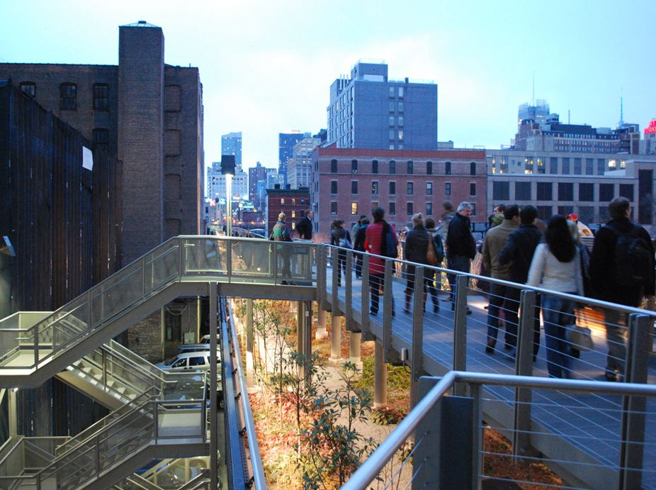 High Line, Phase 2 Featured Image
