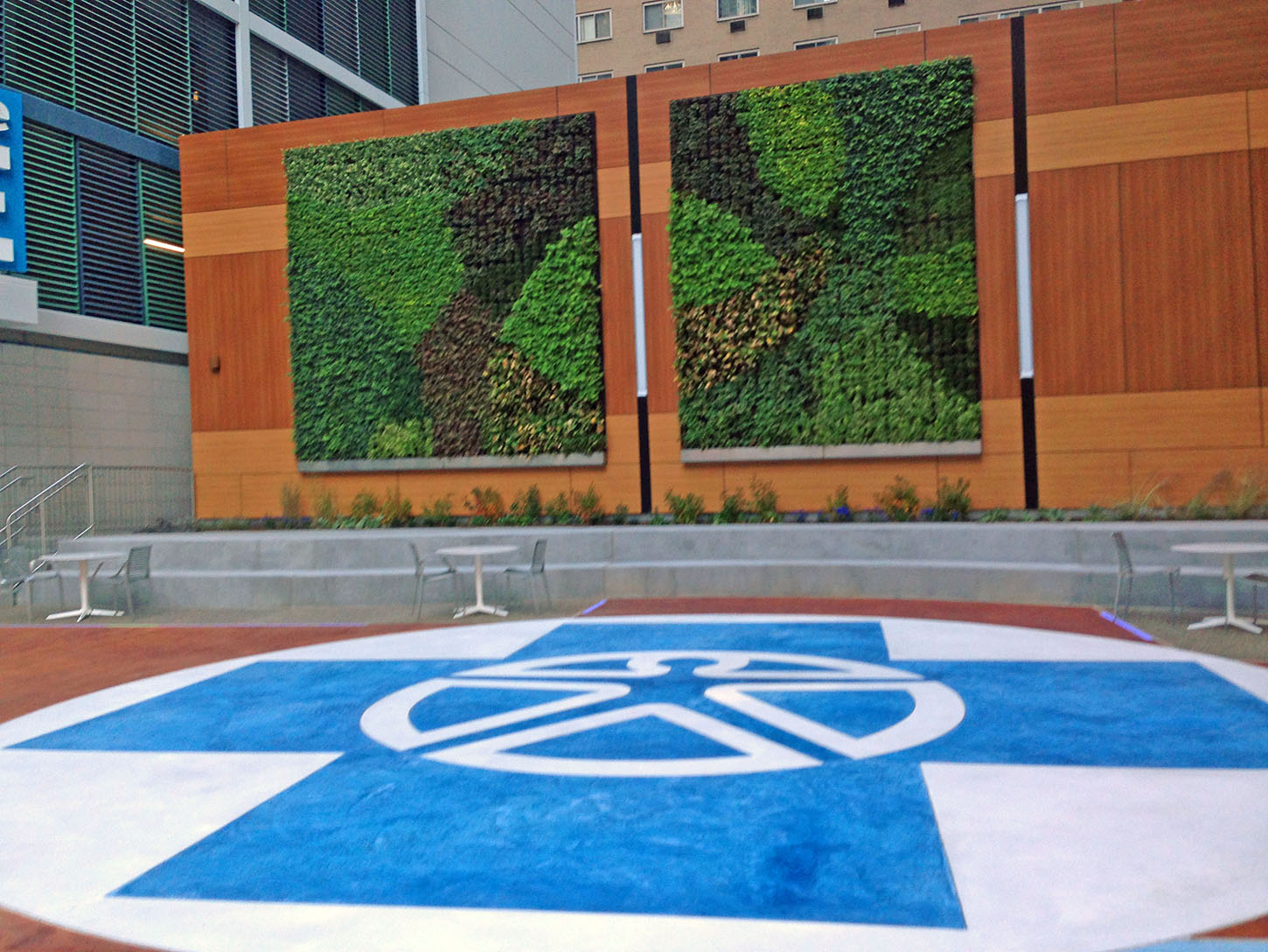 Independence Blue Cross Living Wall Featured Image