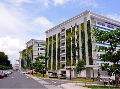 Institute of Technical Education HQ & College Central, Singapore Featured Image