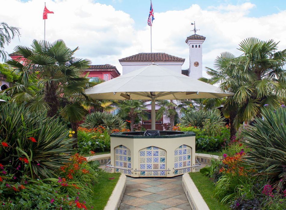 Kensington Roof Gardens (The Roof Gardens, Derry & Toms) Featured Image