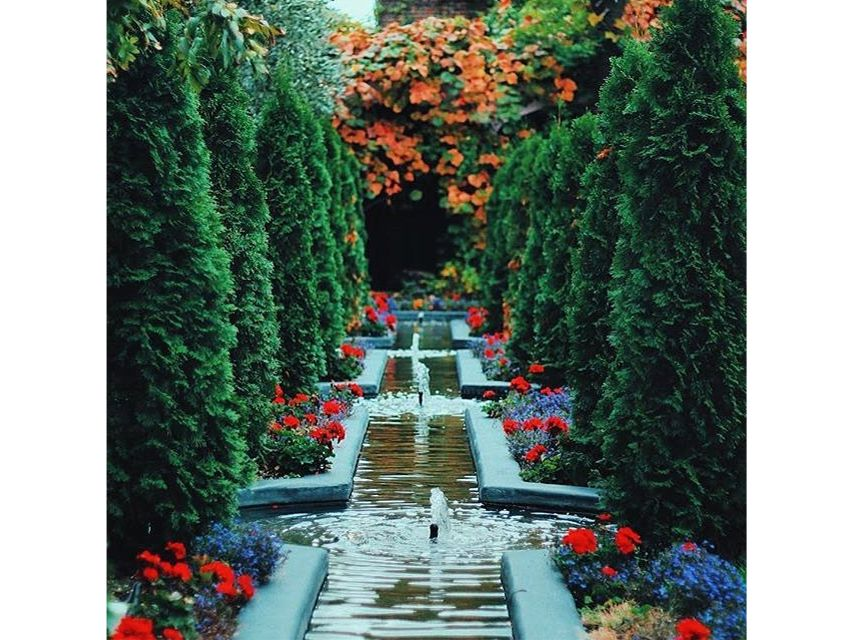 Kensington Roof Gardens (The Roof Gardens, Derry & Toms ...
