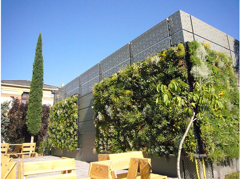 LABAU (Bioclimatic Architecture and Urban Agriculture Laboratory) Featured Image