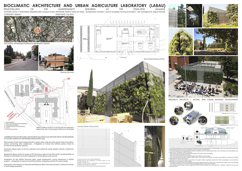 Labau Bioclimatic Architecture And Urban Agriculture