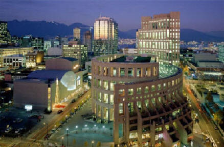 Vancouver Public Library (Library Square Building) Featured Image