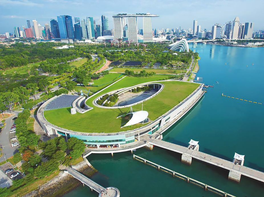 Marina Barrage Featured Image