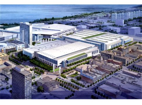 McCormick Place Convention Center Featured Image