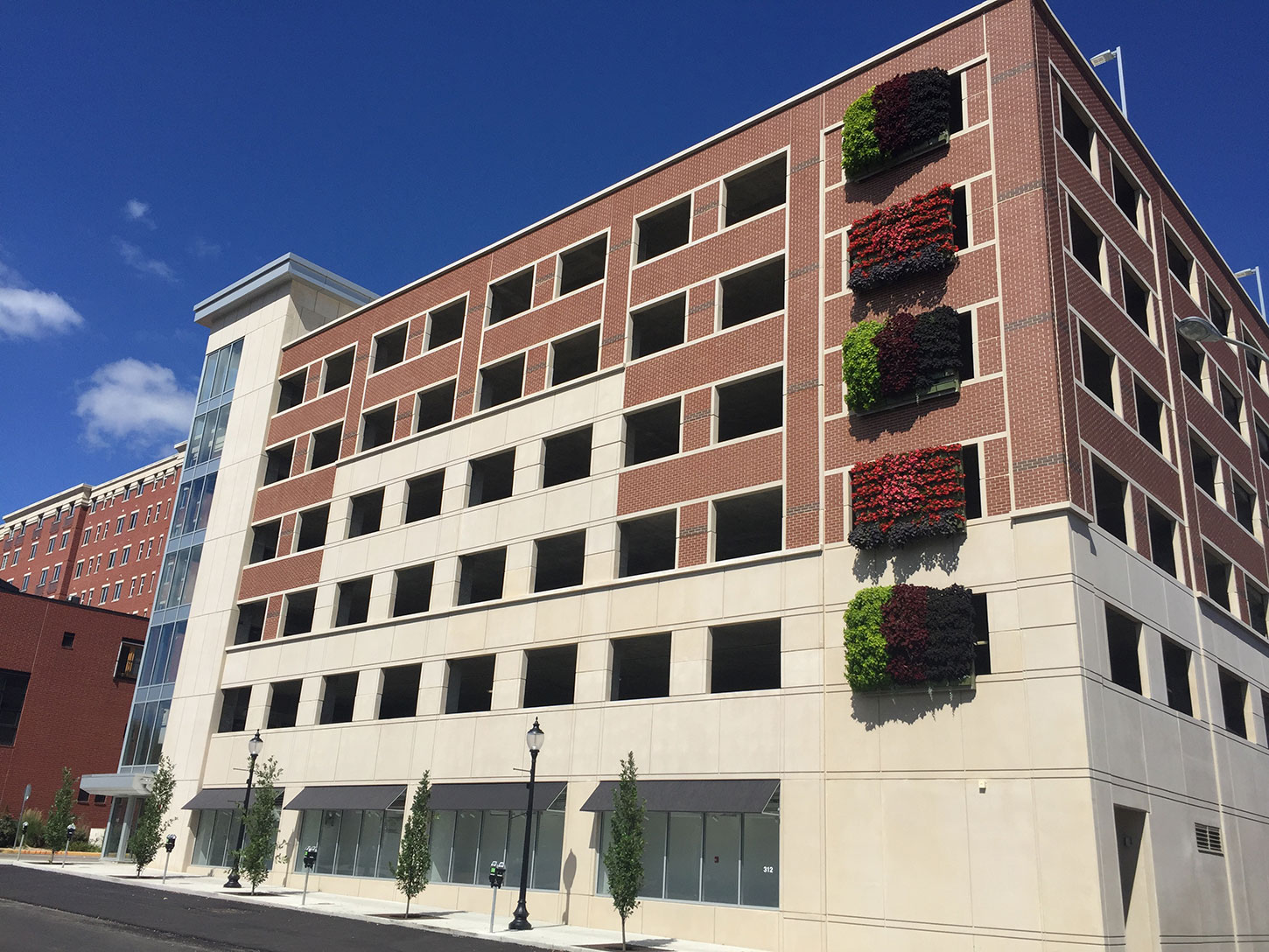 Monroe County Parking Garage Featured Image