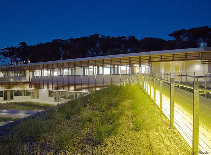 NOAA La Jolla Southwest Fisheries Science Center Laboratory (Replacement Project), UC San Diego Featured Image