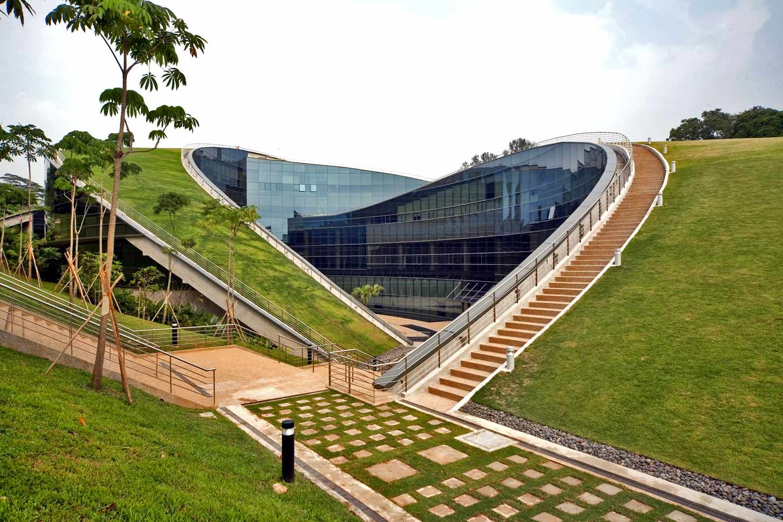 Nanyang Technological University (NTU) School Of Art, Design And Media (ADM)