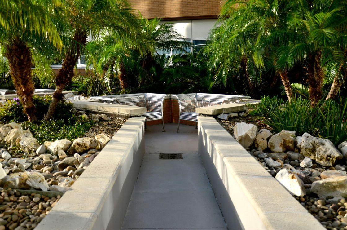 Orlando Health Md Anderson Cancer Center Labyrinth