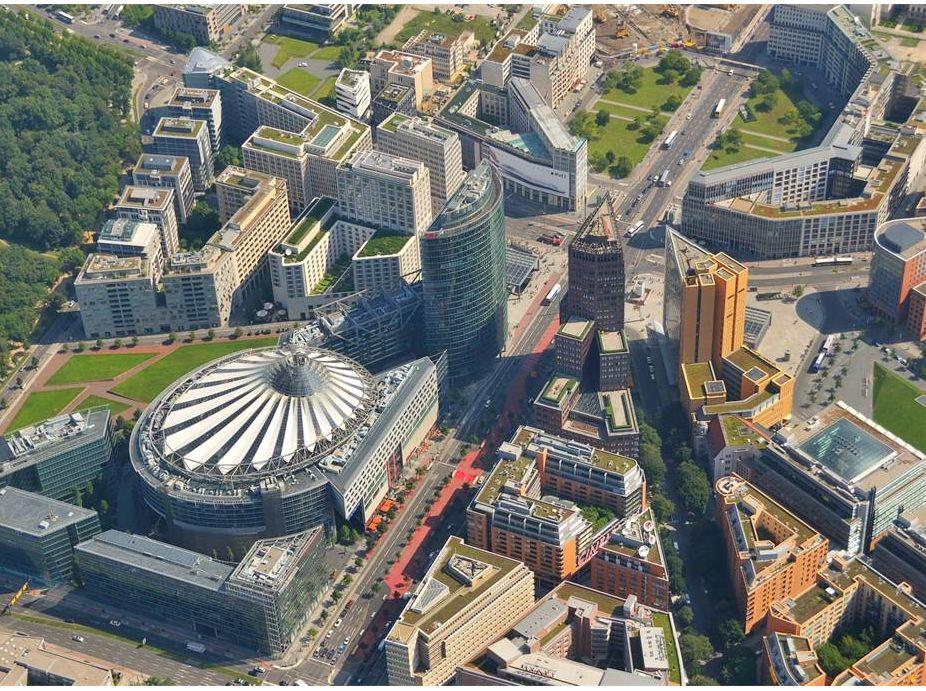 Potsdamer Platz Featured Image