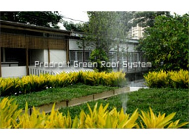 Prodrolit Private Bangkok Residence Green Roof Featured Image