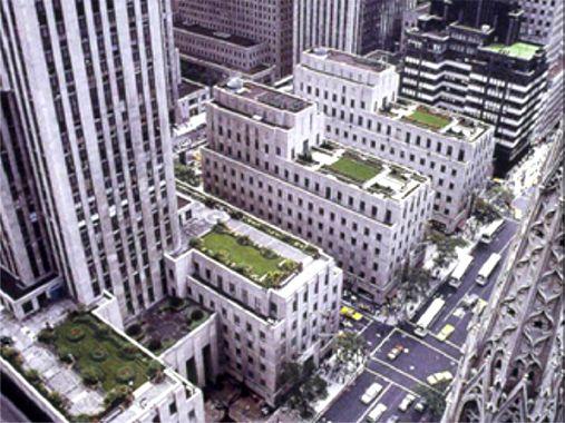 Rockefeller Center Roof Gardens Featured Image
