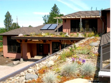 Stormwater Management Demonstration Home Featured Image