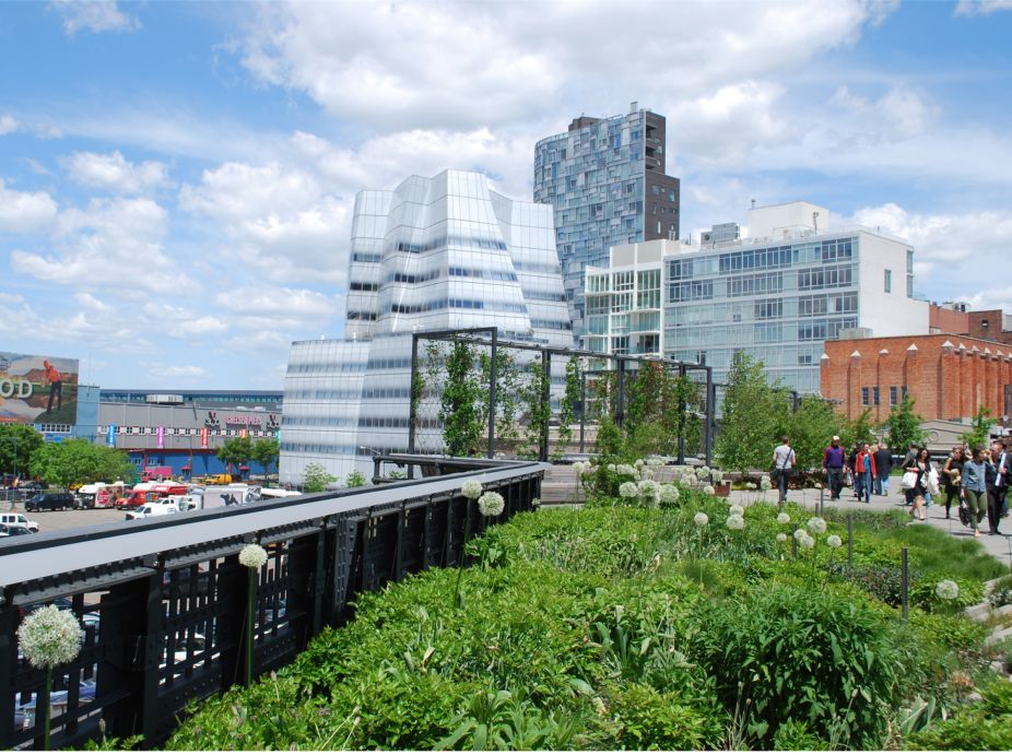 High Line, Phase 1 Featured Image