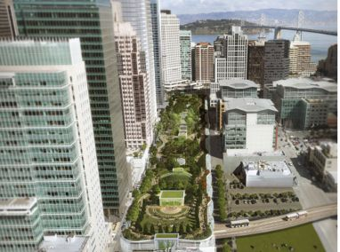 Salesforce Transit Center Park (Transbay Transit Center) Featured Image