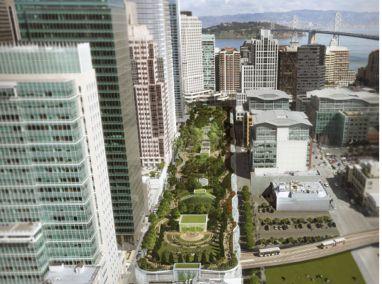 Salesforce Transit Center Park (Transbay Transit Center) Featured Image