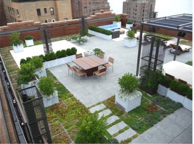 West End Avenue Penthouse Terrace Featured Image